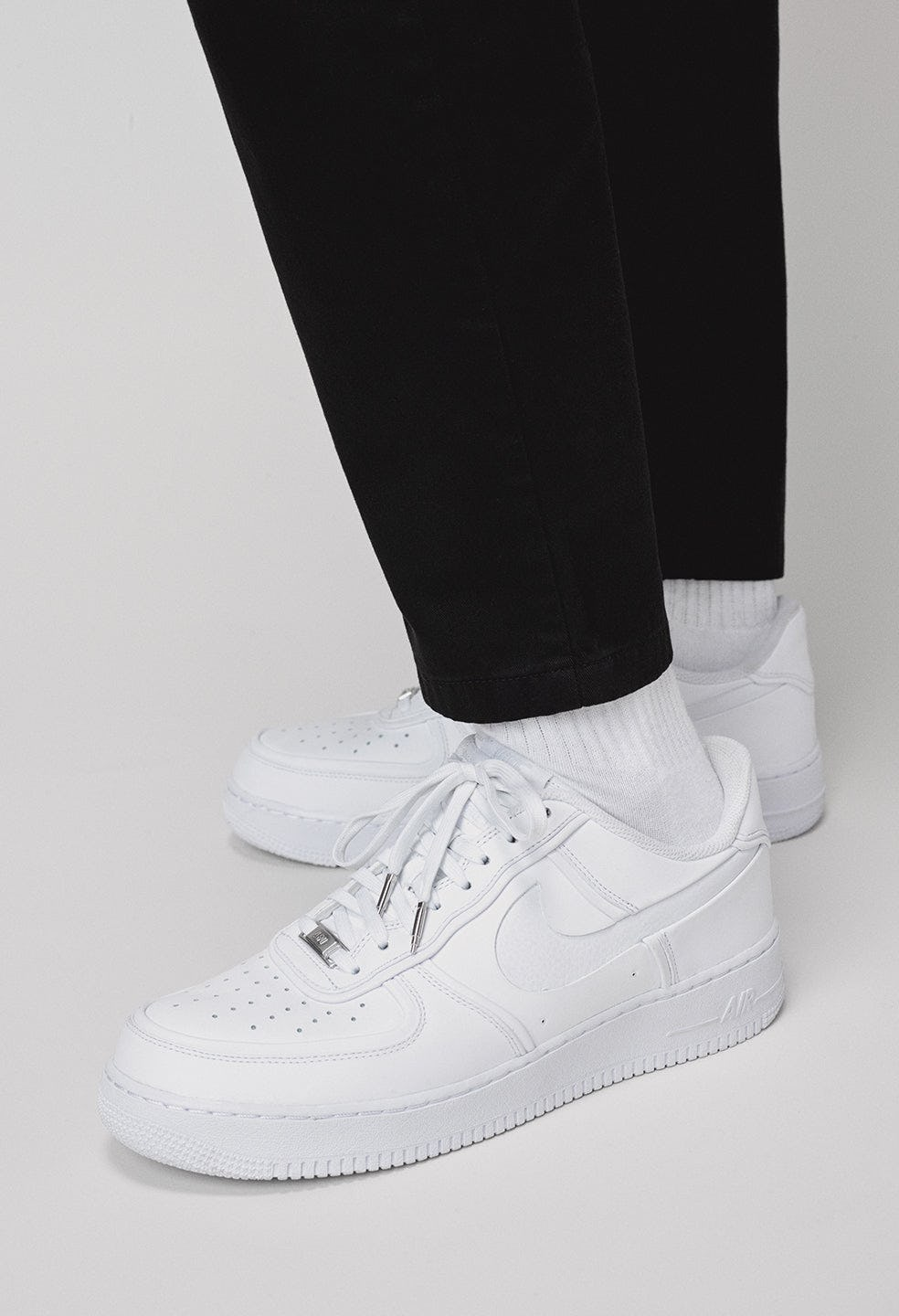 John Elliott X Nike Air Force 1 White