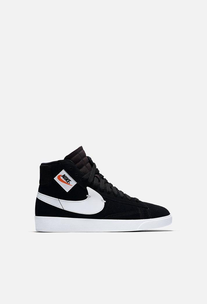 new style 59d83 29b32 Wmns Nike Blazer Mid Rebel   Black