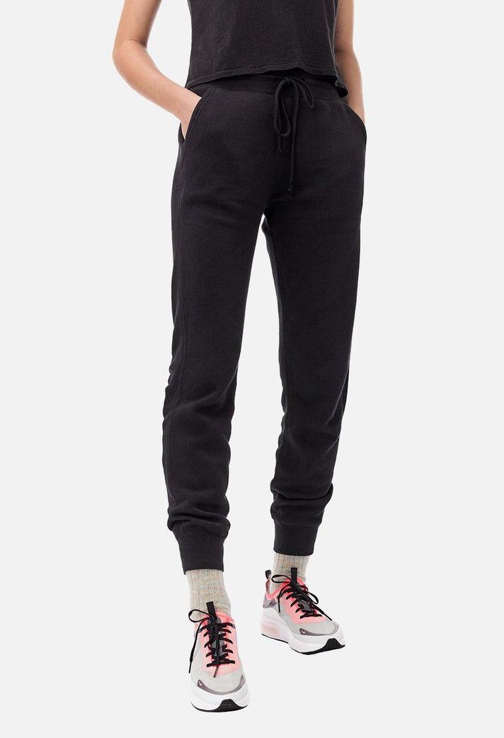 best loved 12993 571c5 Women s Vintage Fleece Sweatpants   Black
